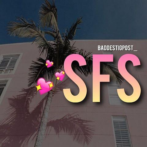 что такое sfs в инстаграме это