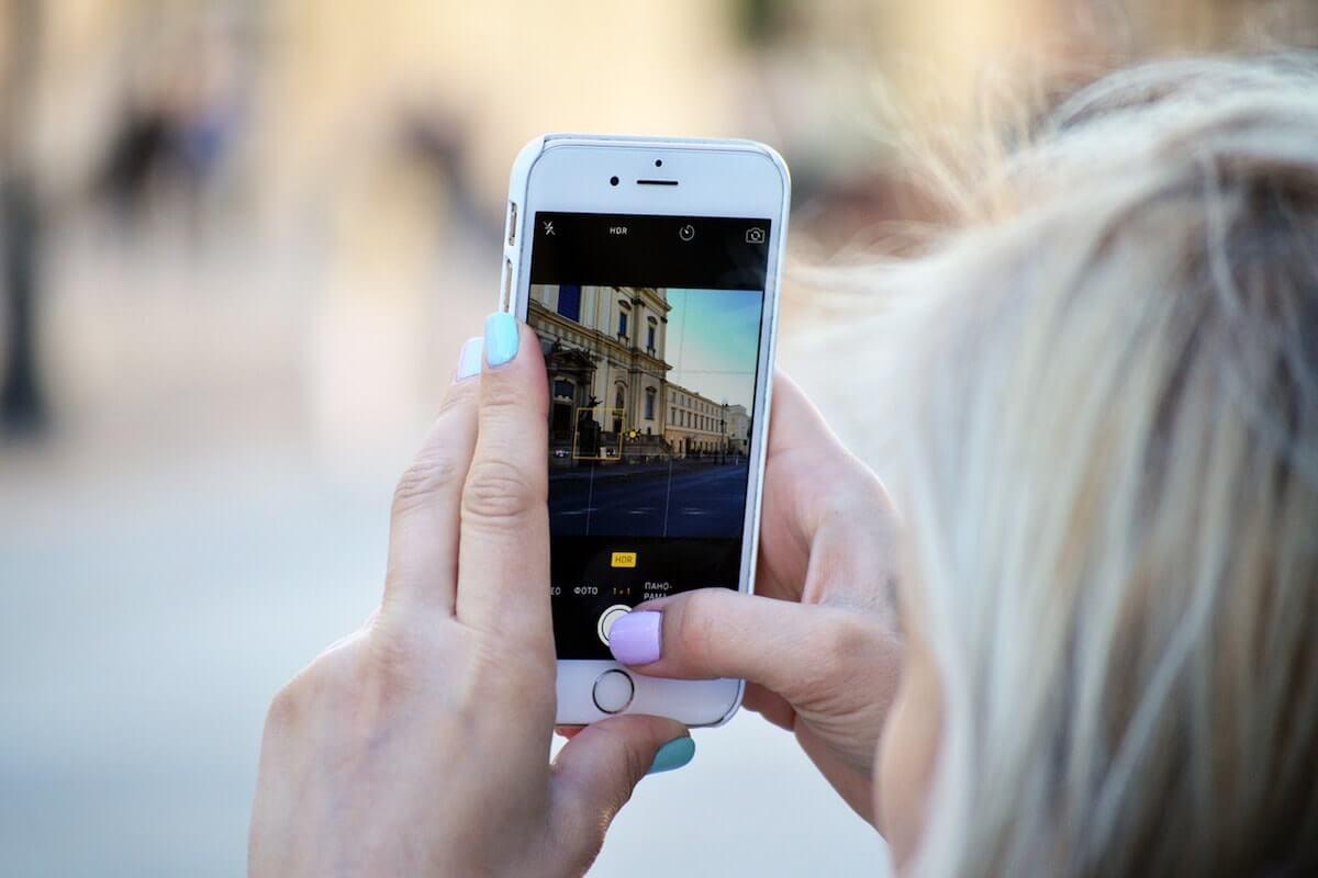 как добавить фото с телефона в инстаграм историю