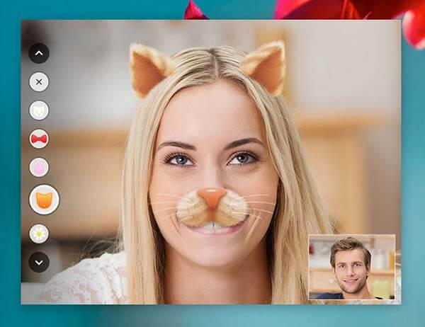 как сделать фото с ушками в инстаграмме