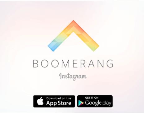 инстаграм бумеранг