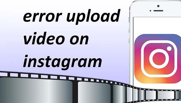 в инстаграм не работает видео