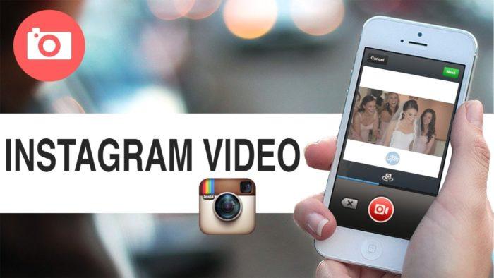как в инстаграмм выложить длинное видео