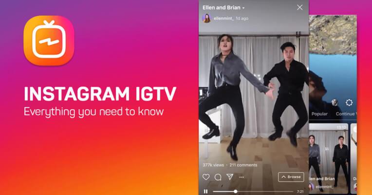 как пользоваться igtv в инстаграм